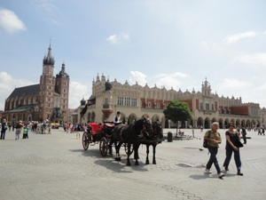sightseeing coach tours Poland