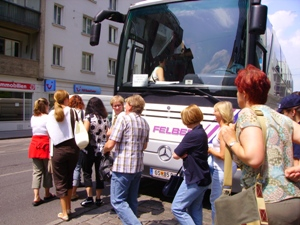 voyager bus Pologne